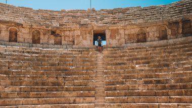 Northern Theatre Jerash