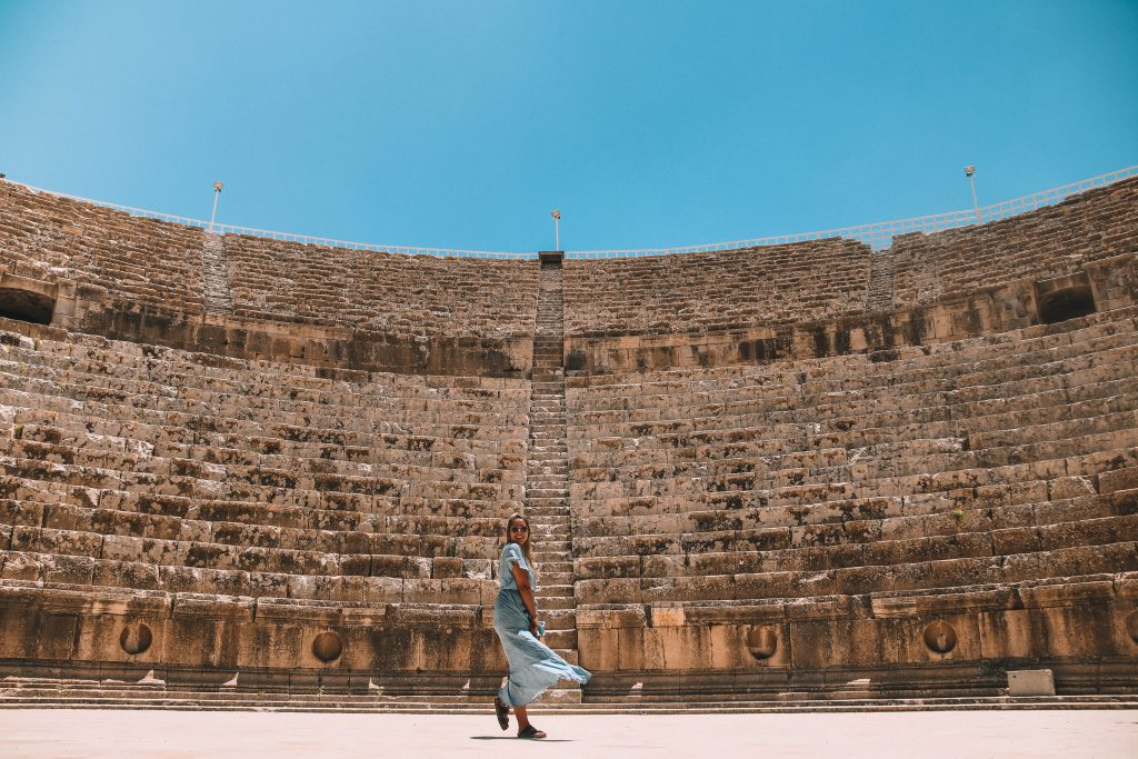 South Theatre Jerash