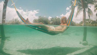 Drift snorkeling at Los Rápidos