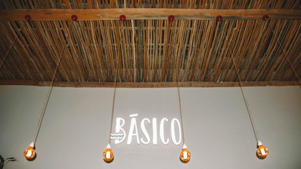 Básico Isla Holbox eat and drinks
