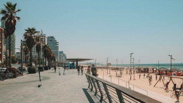 Rent a bike in Tel Aviv