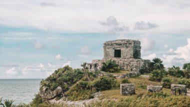 Tulum Maya Ruines