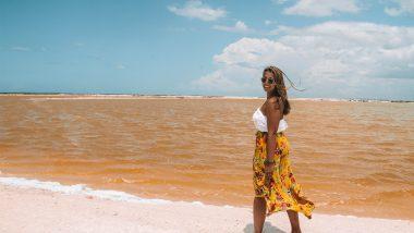 Las Coloradas, Río Lagartos