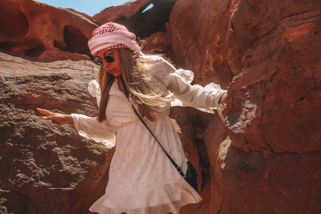Wadi Rum outfit